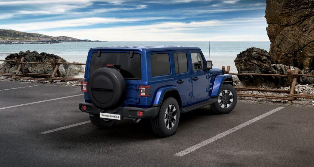 Jeep wrangler morbihan auto