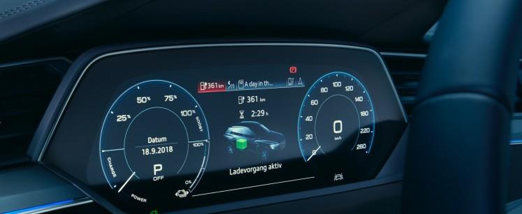 Audi e-tron morbihan auto