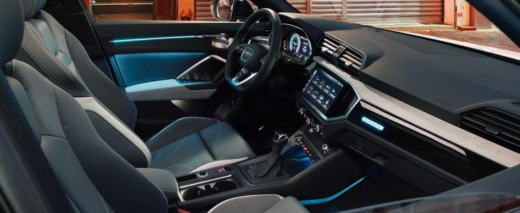 Audi Q3 Sportback 1