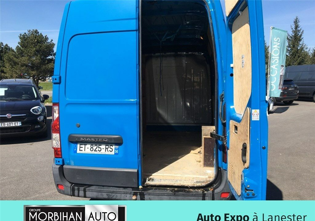 RENAULT MASTER FOURGON MASTER FGN L2H2 3.5t 2.3 dCi 165 ENERGY CONFORT