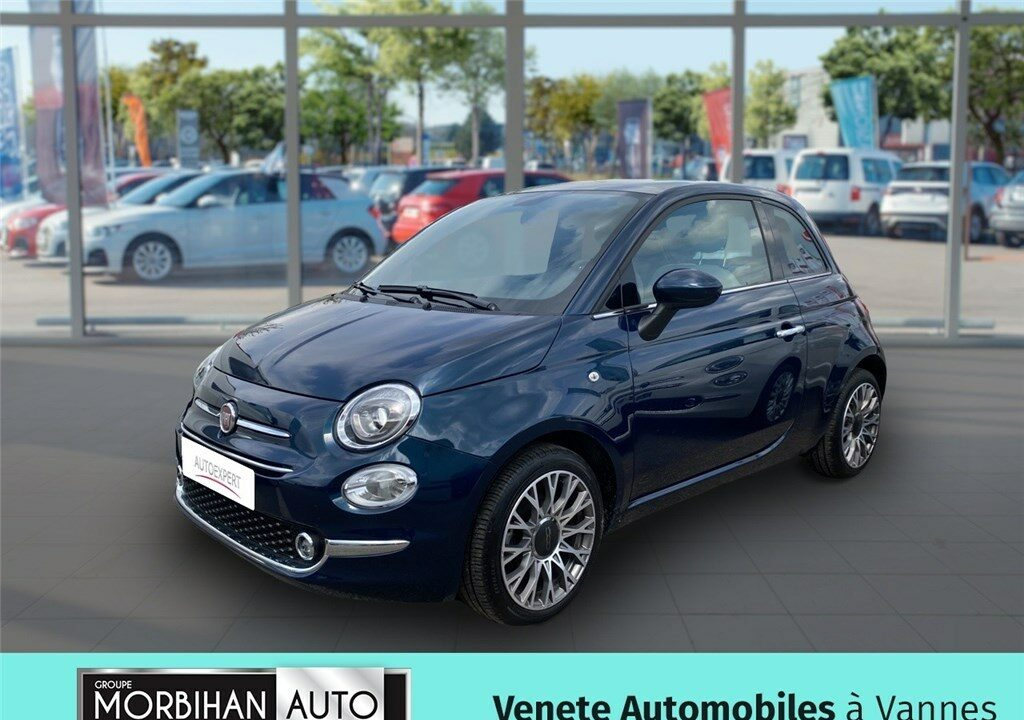 FIAT 500 MY20 SERIE 7 EURO 6D 1.2 69 CH ECO PACK S/S Star