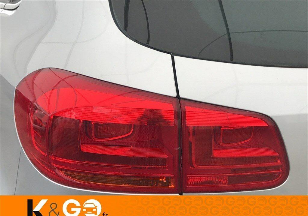VOLKSWAGEN TIGUAN 2.0 TDI 140 FAP BLUEMOTION TECHNOLOGY Sportline 4Motion DSG7
