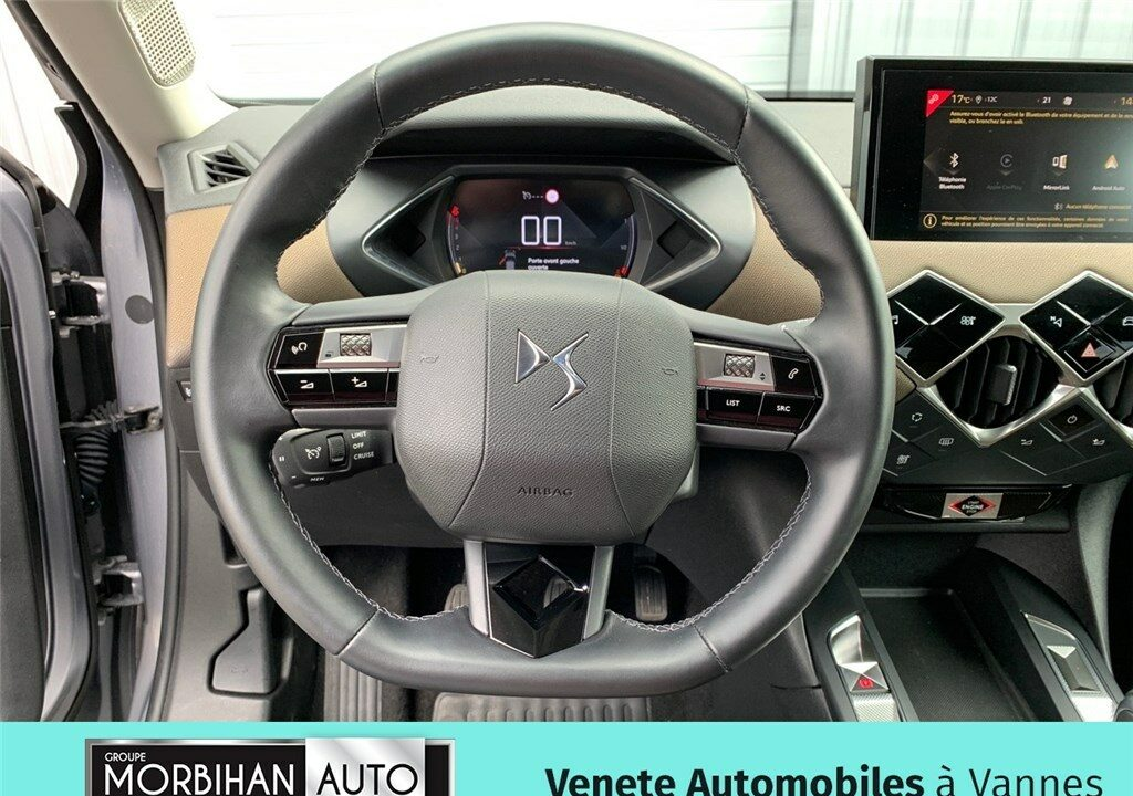DS DS3 CROSSBACK BLUEHDI 100 S&S BVM6 So Chic