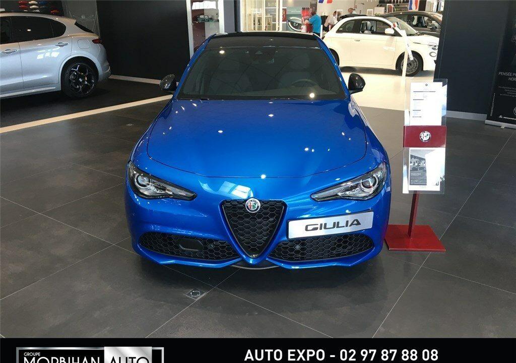 ALFA ROMEO GIULIA MY21 2.0 TB 280 CH AT8 Veloce